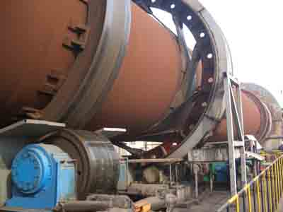 Customers from the United Arab Emirates chose the SKB Gear rotary kiln gear