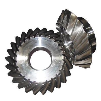 Outside diameter 1300mm thermal power industry spiral bevel gear