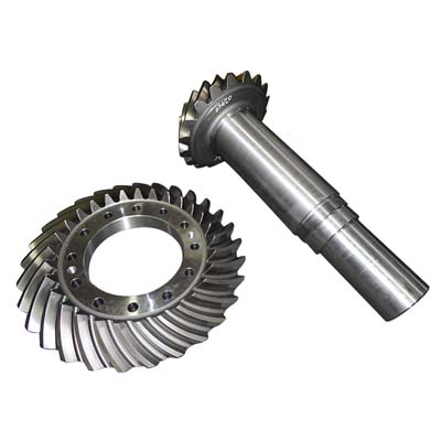 Outside diameter 1000mm straight bevel gear