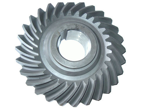 Chinese Factory OEM High Precision Steel Bevel Gear