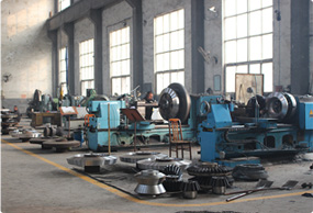 Germany 160K Cone gear shaping machine